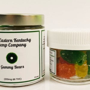 Eastern Kentucky Hemp Company Delta 8 Gummied