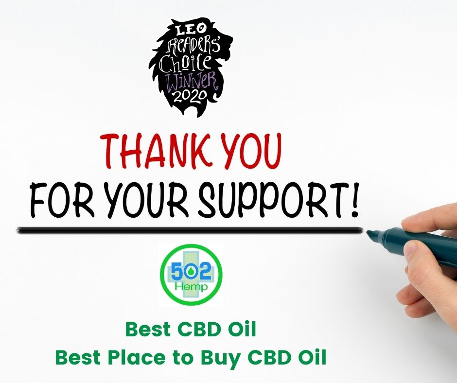 10 Reasons Why 502 Hemp is Your Number One