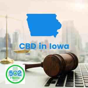 CBD in Iowa