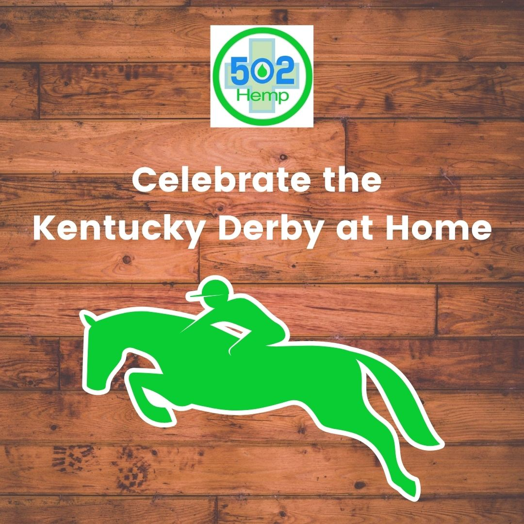 Celebrate Kentucky Derby at Home