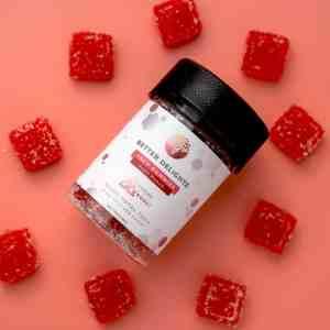 Better Delights THC-V Gummies 100mg