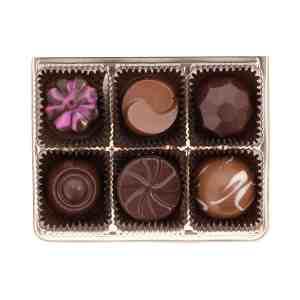 502 Hemp Box CBD Chocolates