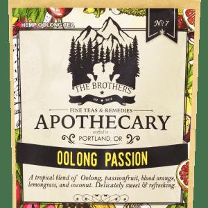 Apothecary – Herbal CBD Tea