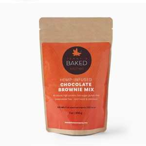 Jenny's Baked Kitchen Hemp Infused Chocolate Brownie Mix 200mg 7oz