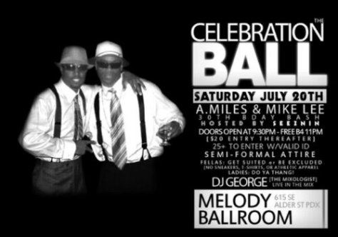 June 20th @ The Melody Ballroom