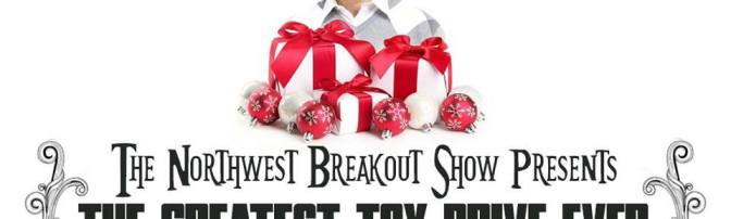 The Greatest Toy Drive Ever II w. Maniac Lok x Drae Steves x Juma Blaq x Stevo x 6ix x Monsta x