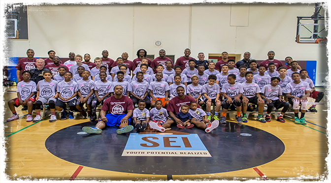 "A. Miles & Mike Lee's ""You Matter Basketball Clinic"" [Recap]"