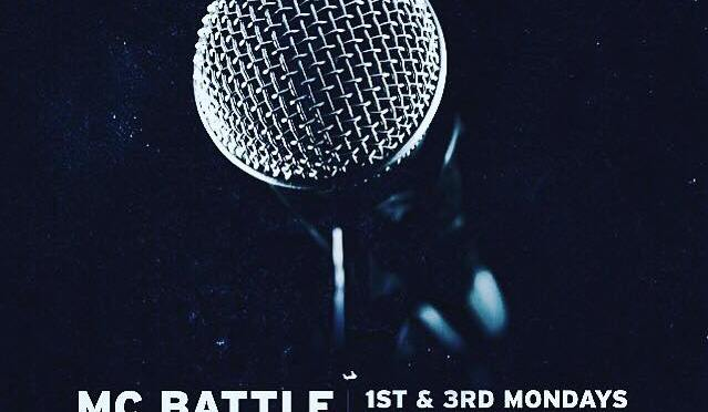 #BARS BATTLE @THE ROSE MARCH 7TH