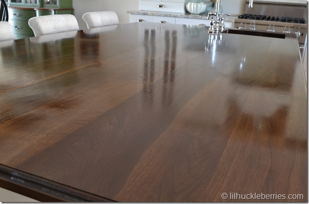 walnut countertop 2