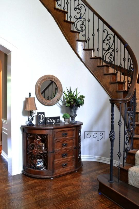 Spokane home interior