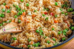 Chicken Fried Rice with vegetable