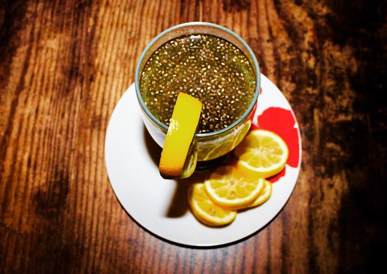 #173. Lemon|Chia Seeds Water to Eliminate Accumulated Fat-Christiana Stephen
