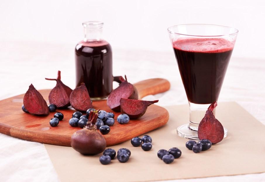 Turn super foods into tasty juices