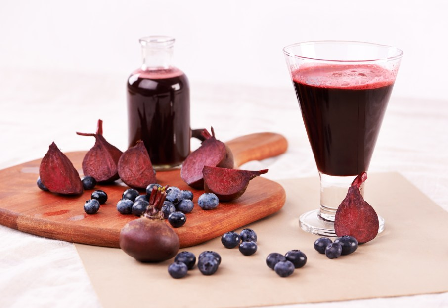 Turn super foods into tasty juices