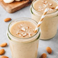 #181. Banana Almond Smoothie|Benefits- Dr. Christiana Stephen