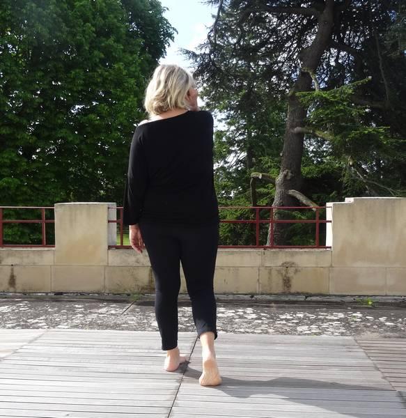 legging anti-cellulite tribulations d'une quinqua