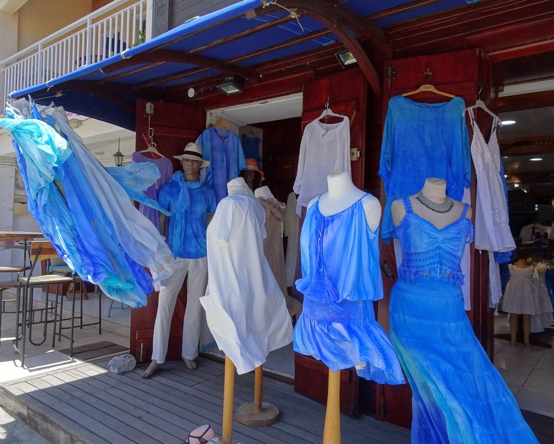Lundi soleil bleu mois d'août challenge photos bernishoot les Saintes Guadeloupe