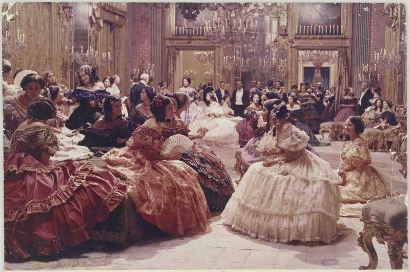 Le Guépard Photographie de G.B. Poletto Coll. Fondation Pathé © 1963 Société Nouvelle Pathé Cinéma Titanus e1540649438197