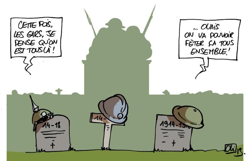 Larmistice du 11 novembre version humour noir e1415636089830