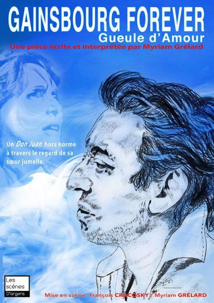 gainsbourg forever gueule d'amour myriam Grélat
