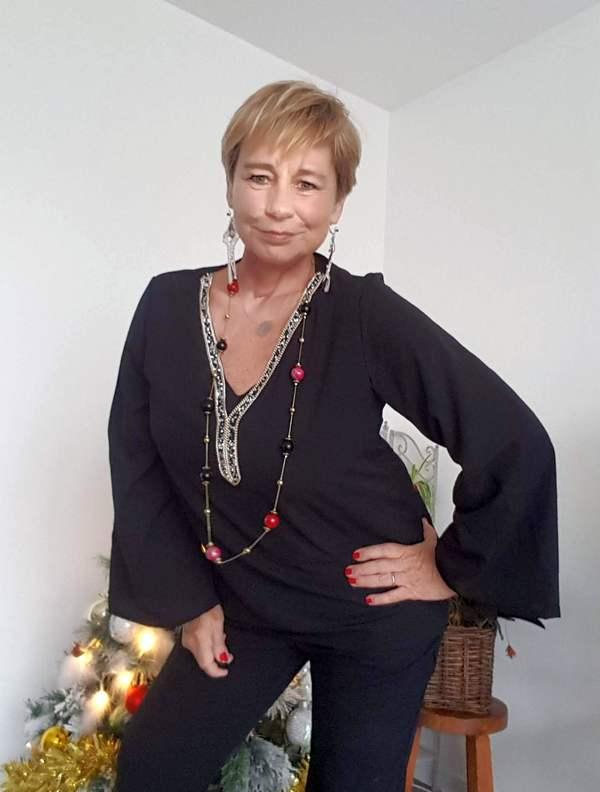 tunique chic bleu-bonheur concours ambassadrice