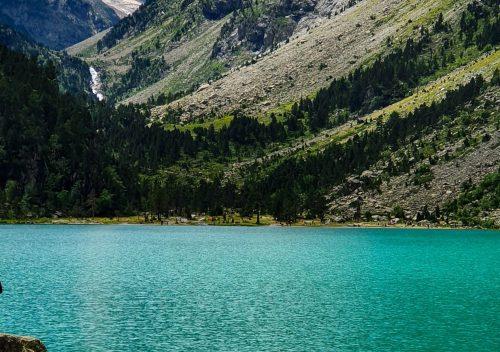 LUNDi soleil lac de Gaube pyrénées