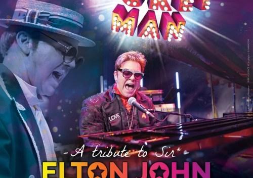 The rocket man a tribute to Elton John en tournée dans toute la France