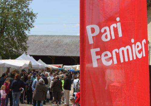 PARI FERMIER A LA FERME DE GALLY