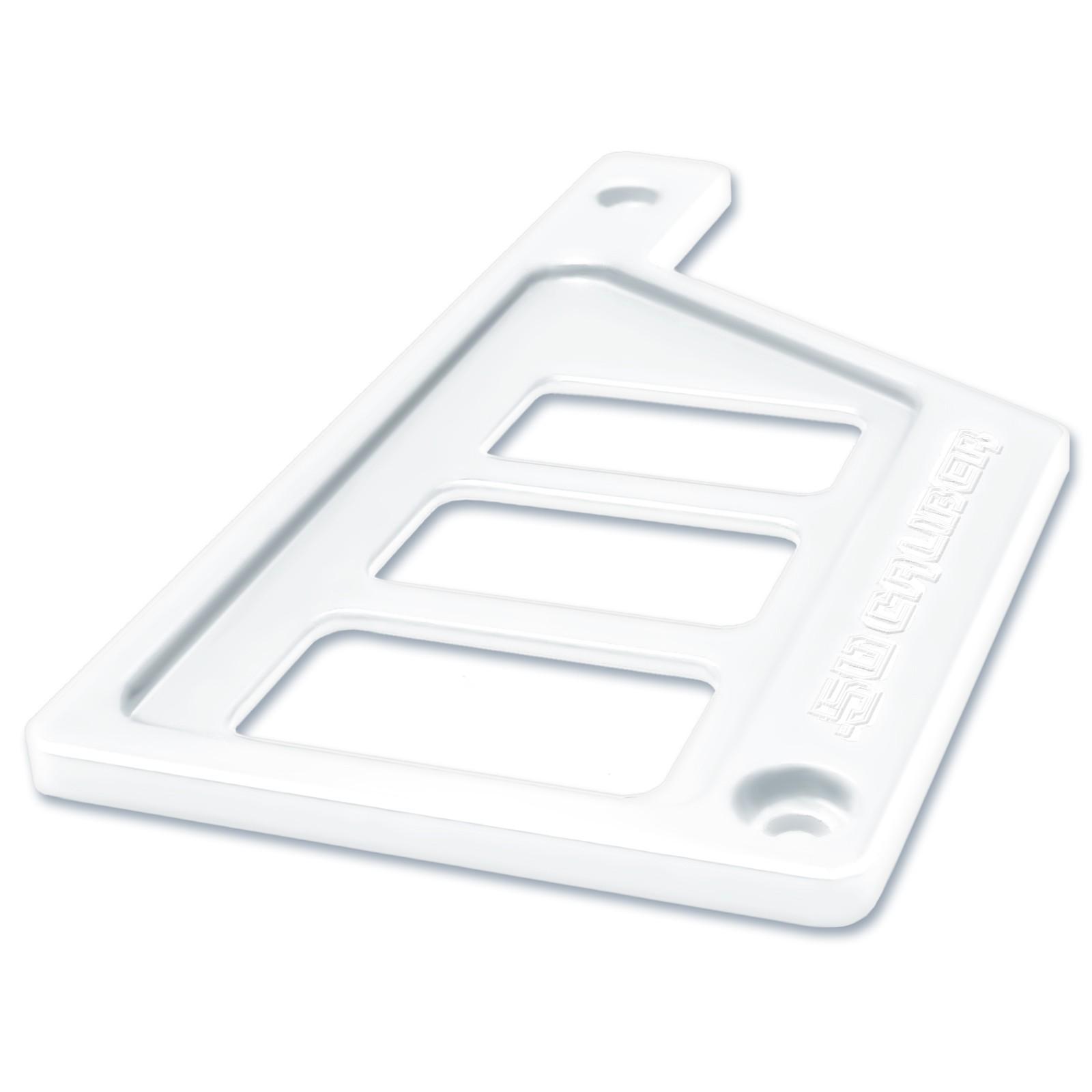 Polaris Xp Cnc Lime Squeeze Billet Aluminum Dash Panel