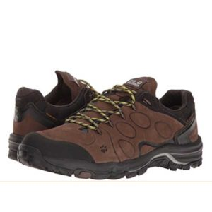 Jack Wolfskin Men's Altiplano Low Hiking Shoes