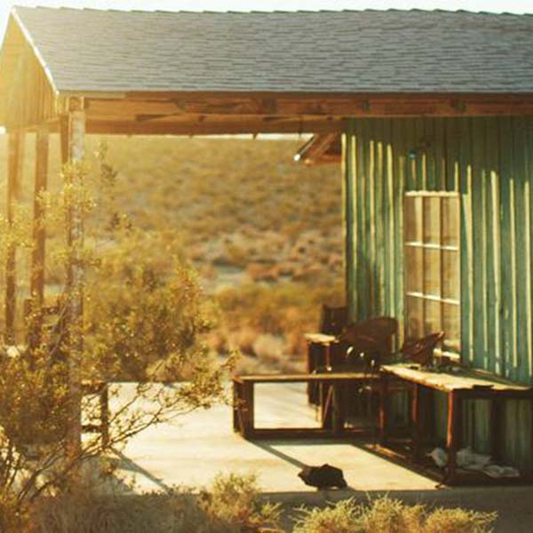 airbnb experiences includes this joshua tree cabin