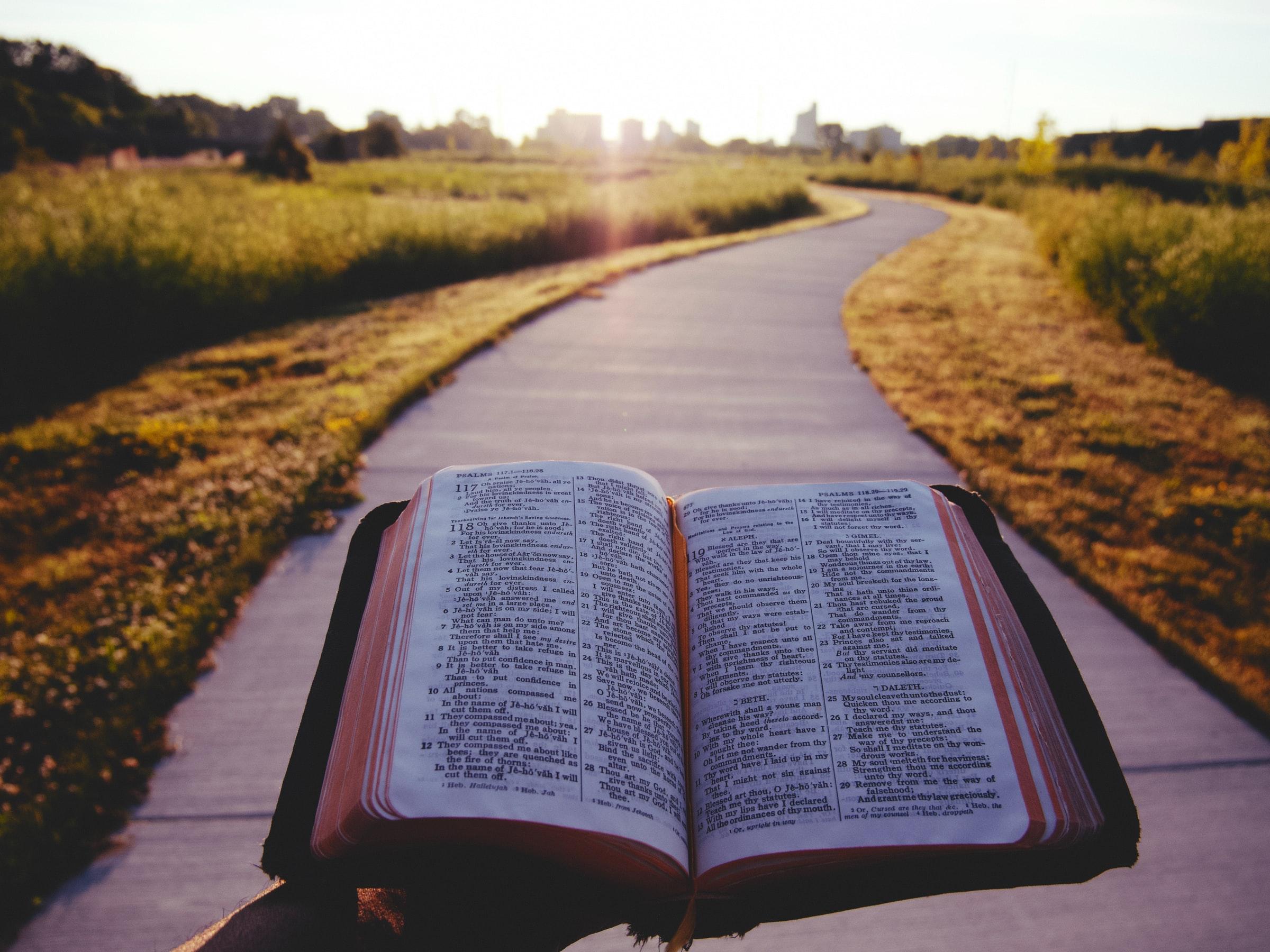 Christian path