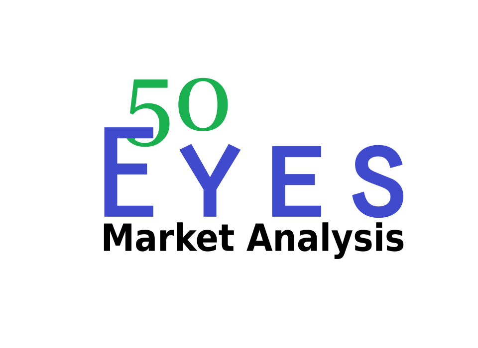 50 Eyes Marker Analysis Logo T