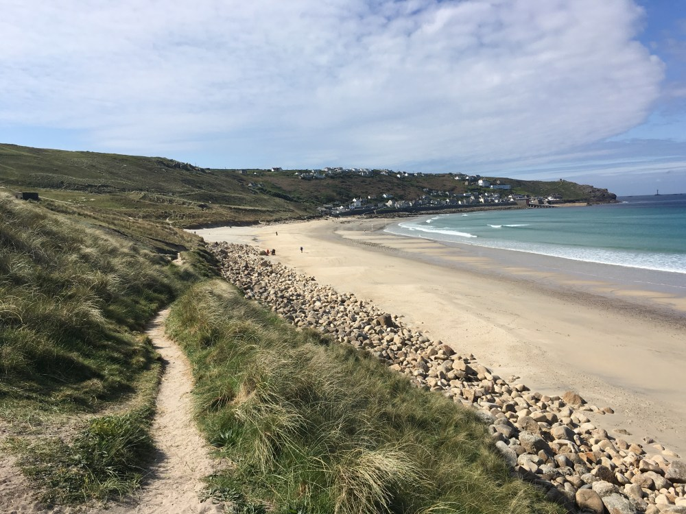 Sennen Cove, near Land's End (LEJoG Day 1)