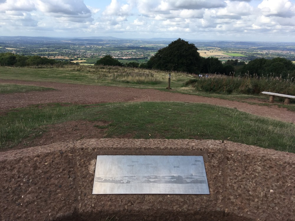 Clent Hills view1 and toposcope
