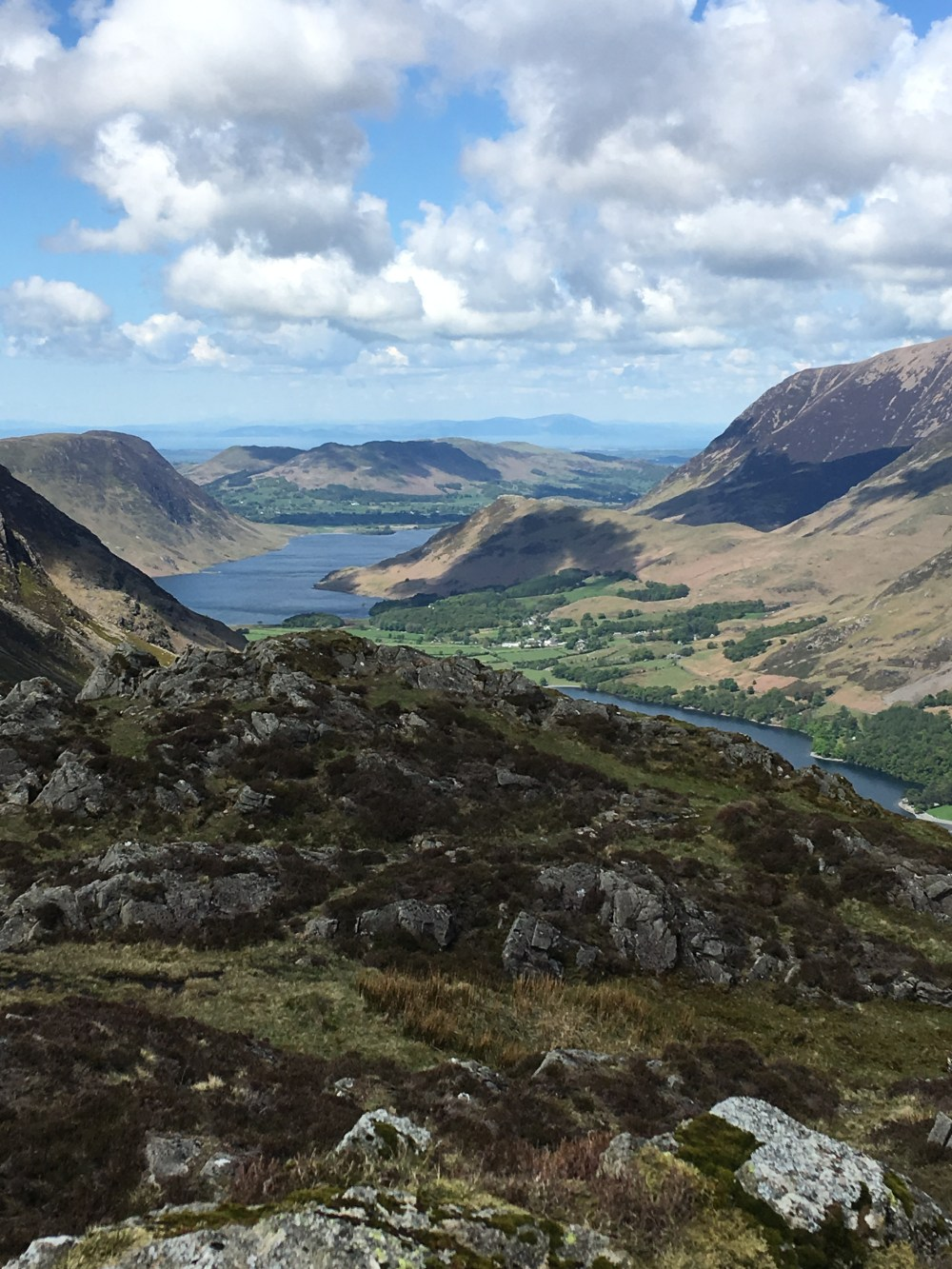18 Buttermere from SE