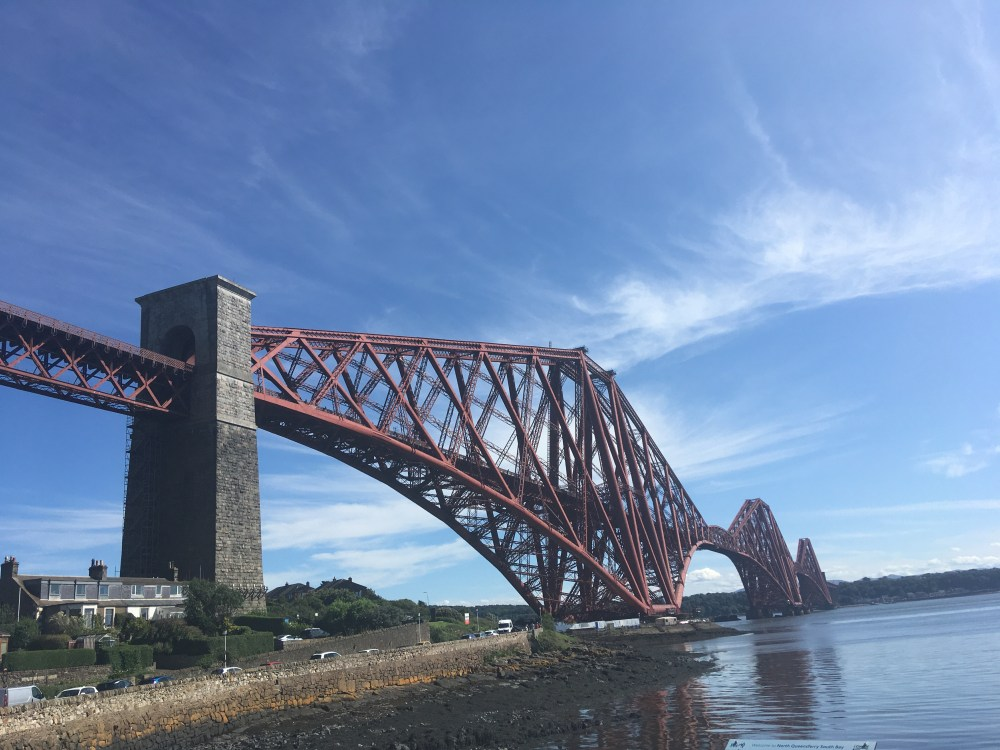 630 Forth rail bridge