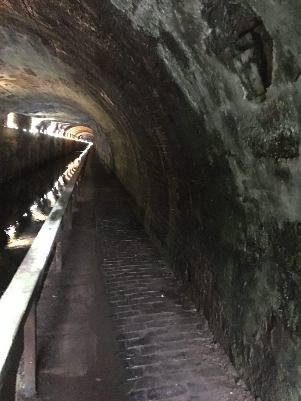 653 Inside Falkirk Tunnel