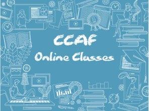 CCAF Classes Online