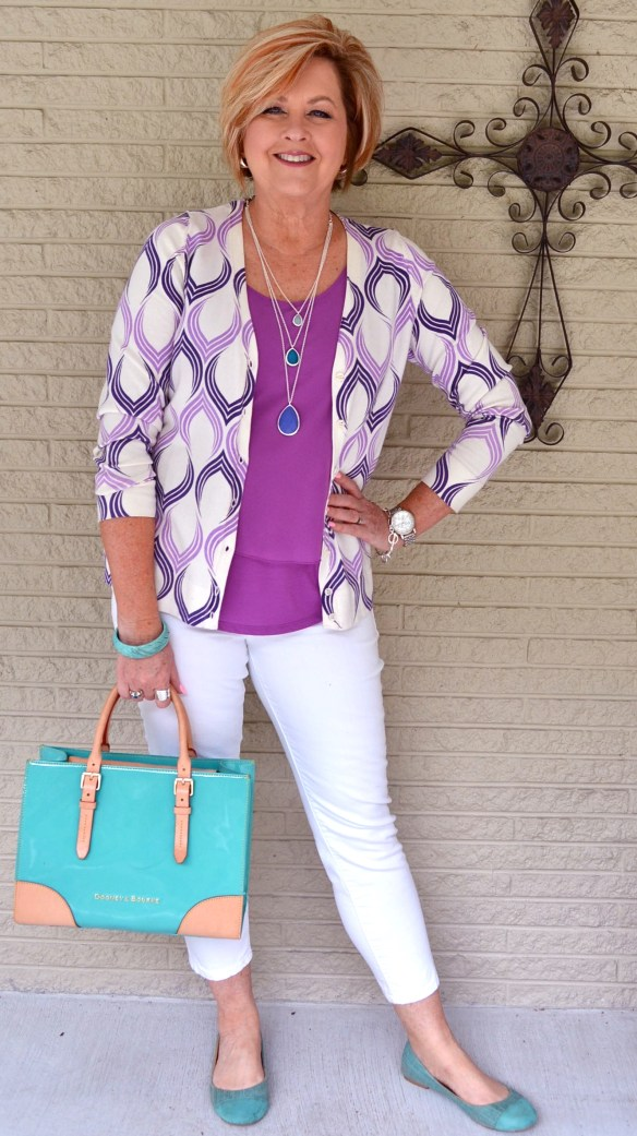 50 IS Not Old | All Things Purple