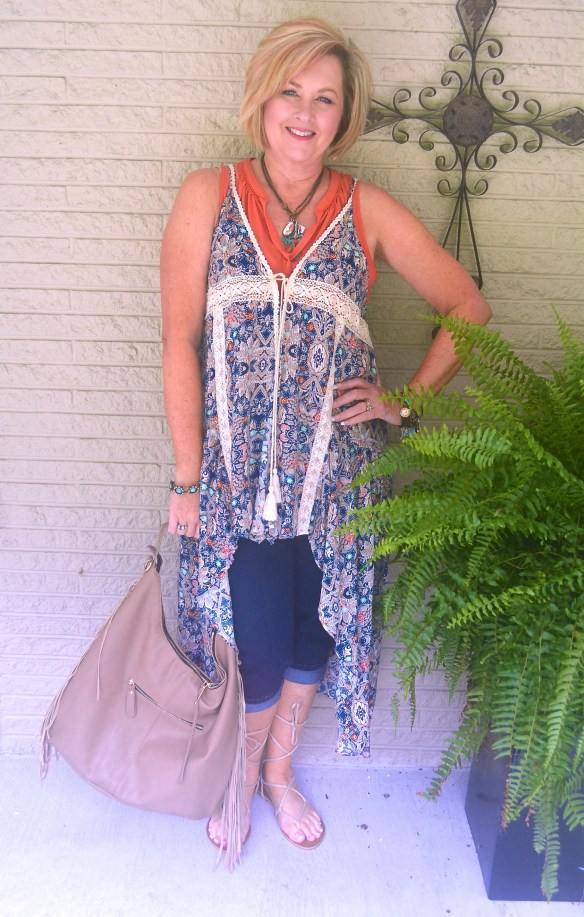 50 IS NOT OLD | BOHO FOR WOMEN OVER 40