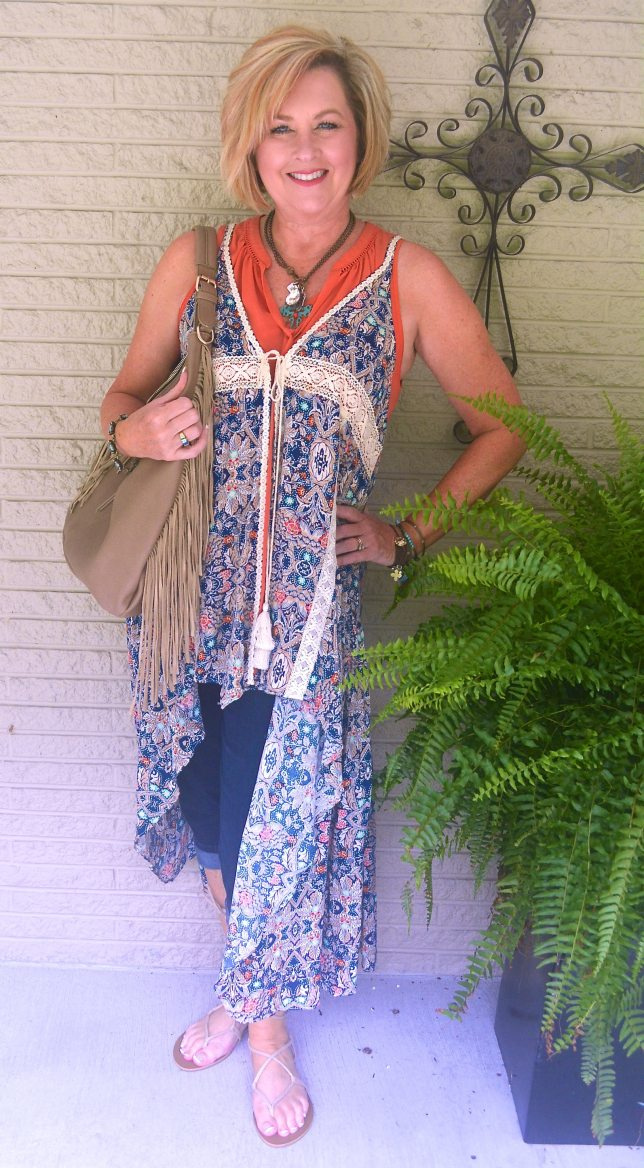 50 IS NOT OLD   BOHO FOR WOMEN OVER 40