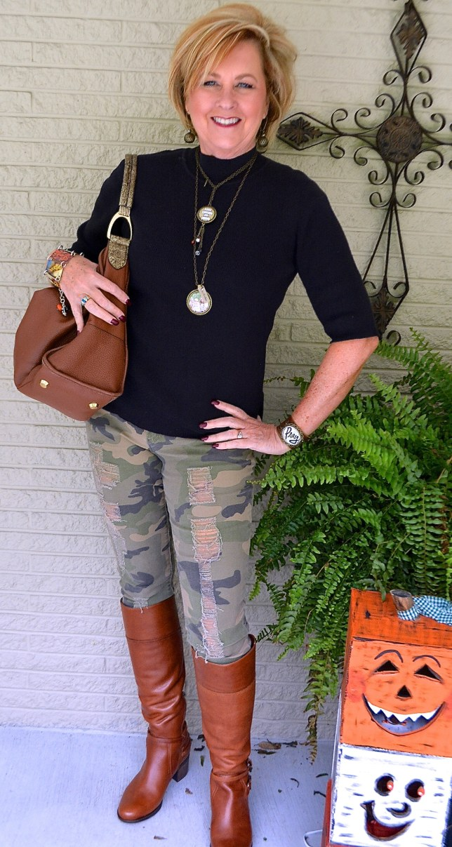 50 IS NOT OLD | CAMO IS NOT JUST FOR HUNTING
