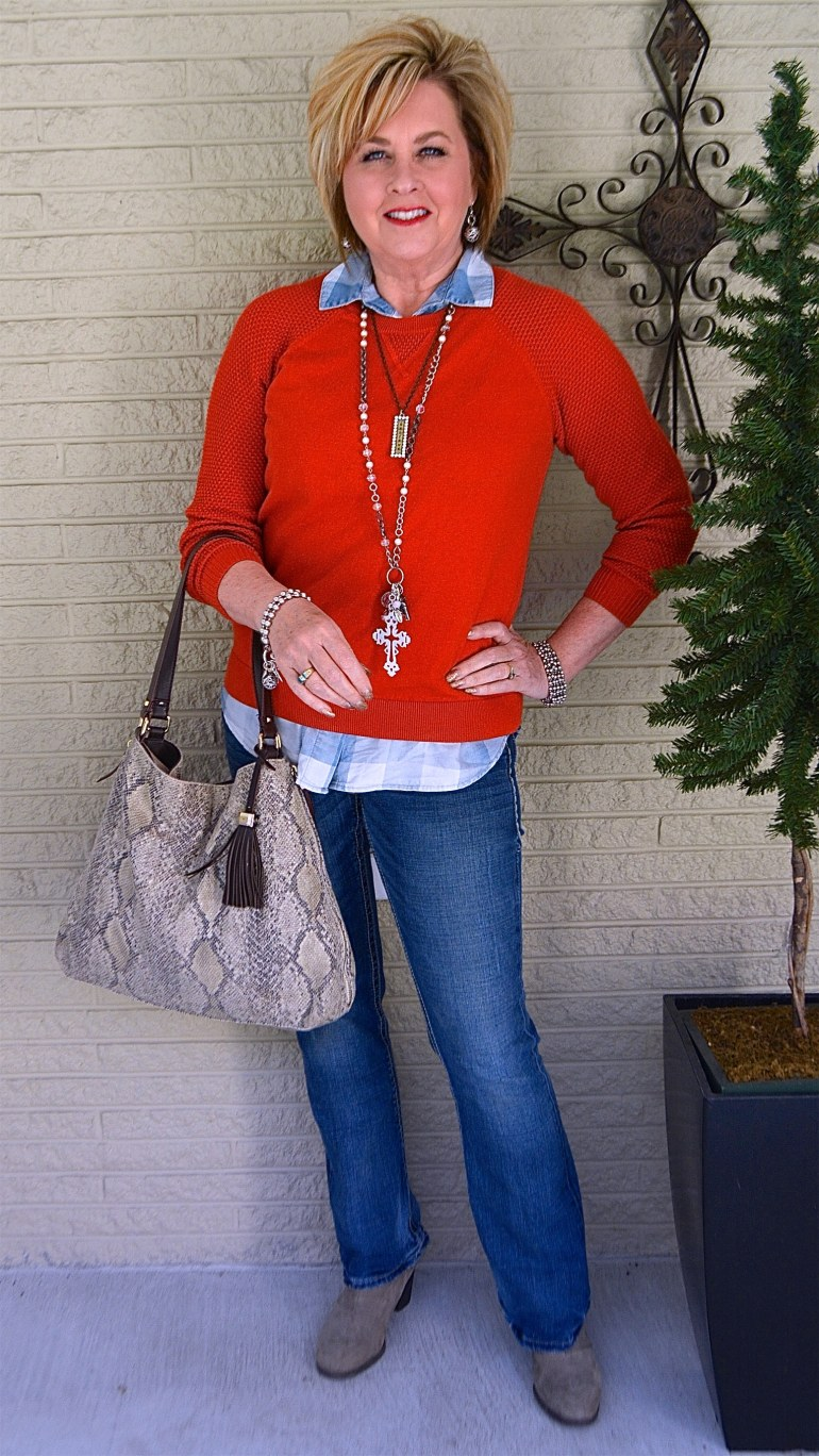 50 IS NOT OLD | GOING THROUGH A RED PHASE