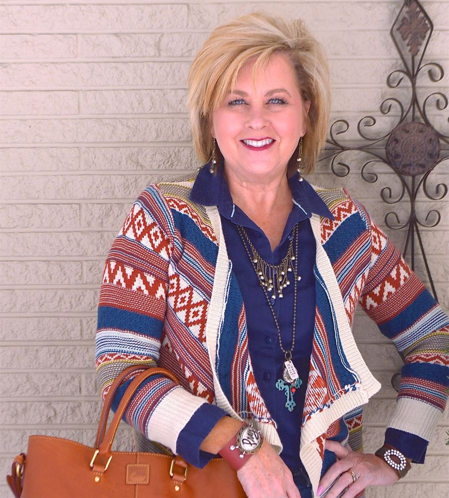 50 IS NOT OLD | SOUTHWESTERN STYLE