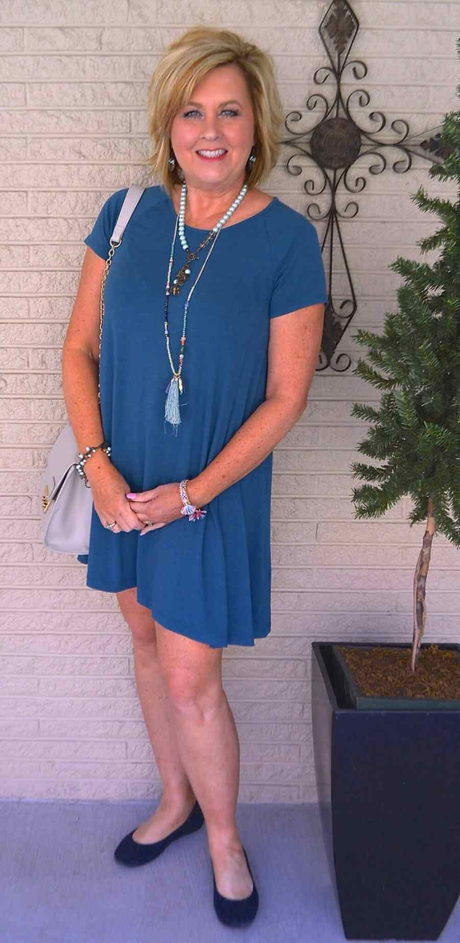 50 IS NOT OLD | HOW TO STYLE A DRESS SERIES