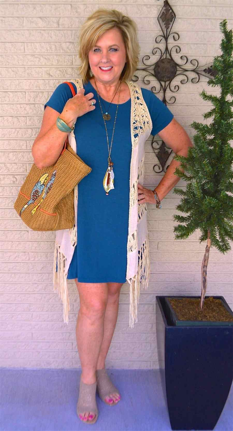 50 IS NOT OLD   HOW TO STYLE A DRESS SERIES, PART 6