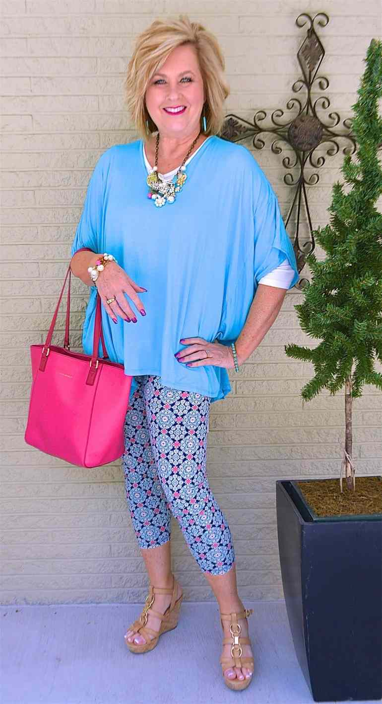 50 IS NOT OLD | TURQUOISE IN THE SUMMER