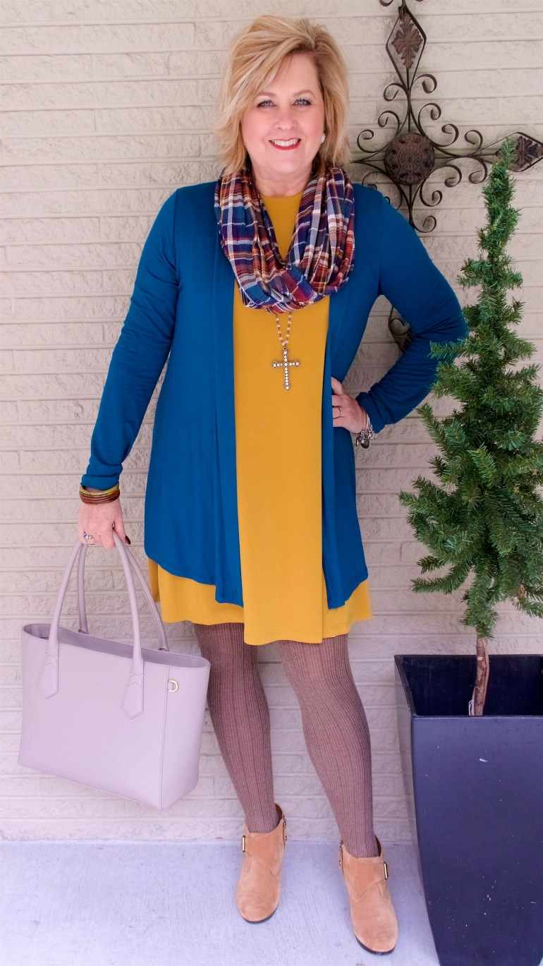 50 IS NOT OLD | JEWEL TONES FOR FALL