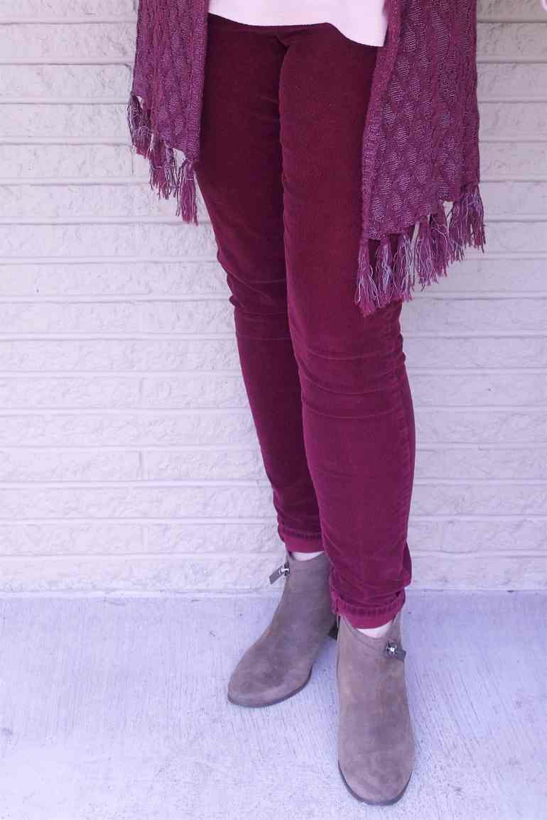 50 IS NOT OLD | MONOCHROMATIC IN SHADES OF PINK | FASHION OVER 40